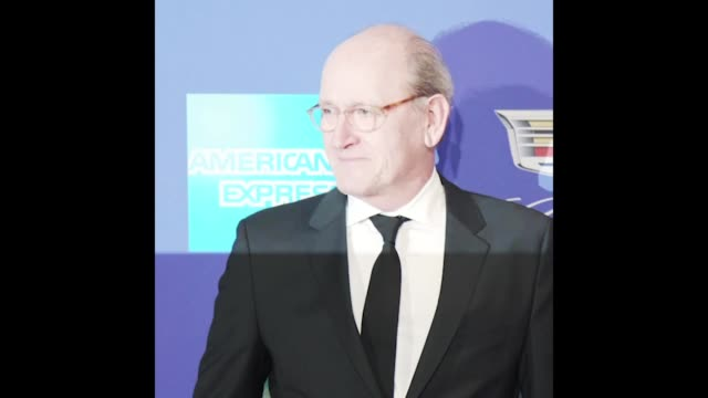 GIF Richard Jenkins at the 29th Annual Palm Springs International Film Festival Awards Gala