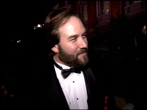 richard karn at the 1994 emmy awards post show at the pasadena civic auditorium in pasadena, california on september 11, 1994. - リチャード カーン点の映像素材/bロール