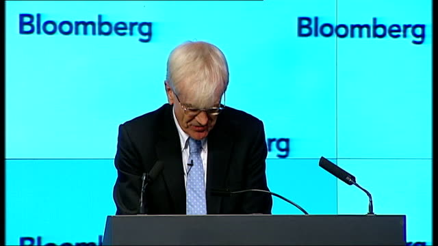 Richard Lambert gives speech opposing the breaking up of banks Lambert speech SOT Carrying on with business as normal would seem arrogant and out of...