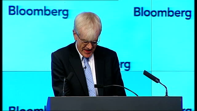 richard lambert gives speech opposing the breaking up of banks lambert speech sot so im with adair turner who argues that a system of completely... - greed stock videos and b-roll footage