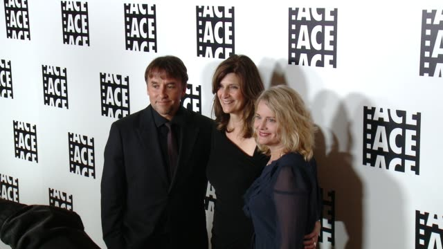 Richard Linklater Sandra Adair at 65th Annual ACE Eddie Awards in Los Angeles CA