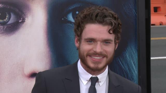 Richard Madden at Game of Thrones Season 3 Premiere on 3/18/13 in Los Angeles CA