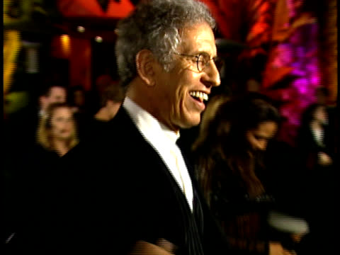 richard perry talks to a reporter. - vanity fair oscar party stock videos & royalty-free footage