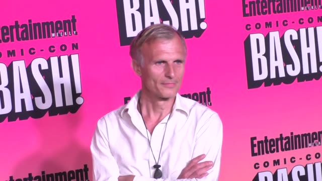 Richard Sammel at the Entertainment Weekly San Diego Comic Con Party