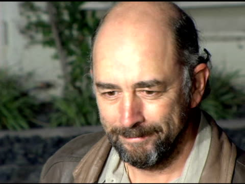 Richard Schiff at the 'Aeon Flux' Los Angeles Premiere at the Cinerama Dome at ArcLight Cinemas in Hollywood California on December 1 2005
