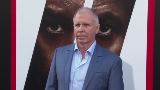 Richard Wenk at the 'The Equalizer 2' Premiere at TCL Chinese Theatre on July 17 2018 in Hollywood California
