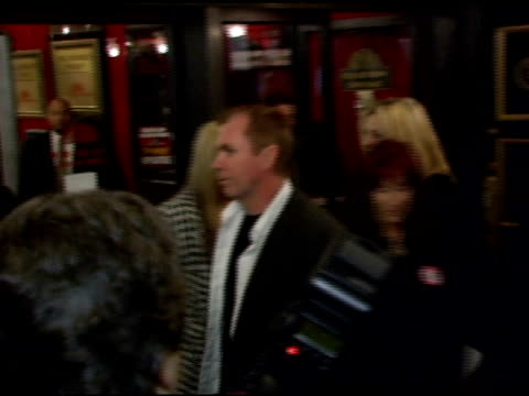 richard wenk, screenwriter at the '16 blocks' new york premiere at the ziegfeld theatre in new york, new york on february 27, 2006. - scriptwriter stock videos & royalty-free footage