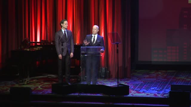 speech richie jackson speaks at the trevor project's trevorlive new york at marriott marquis hotel on june 13 2016 in new york city - marriott marquis new york stock videos & royalty-free footage