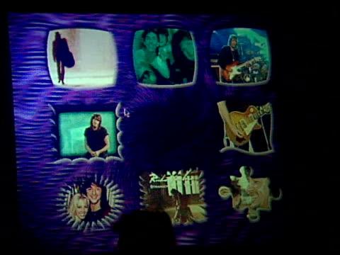 richie sambora cd-rom party at the richie sambora cd party at billboard live in los angeles, california on october 21, 1996. - cd rom stock videos & royalty-free footage