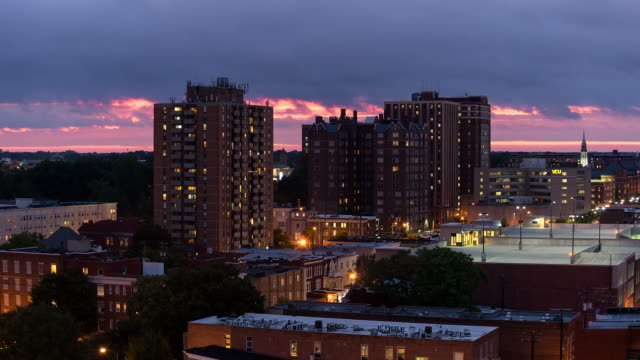 Richmond cityscape