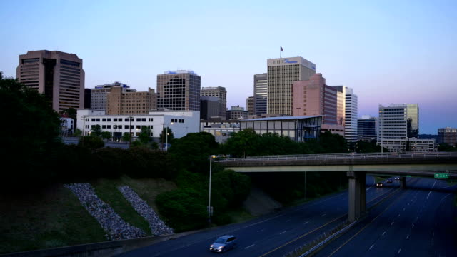 richmond, va - virginia stato usa video stock e b–roll