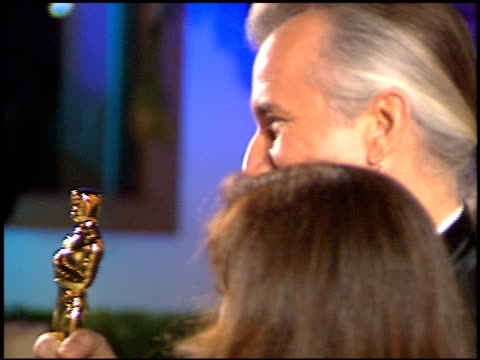 rick baker at the 1998 academy awards vanity fair party at morton's in west hollywood, california on march 23, 1998. - 70th annual academy awards stock videos & royalty-free footage
