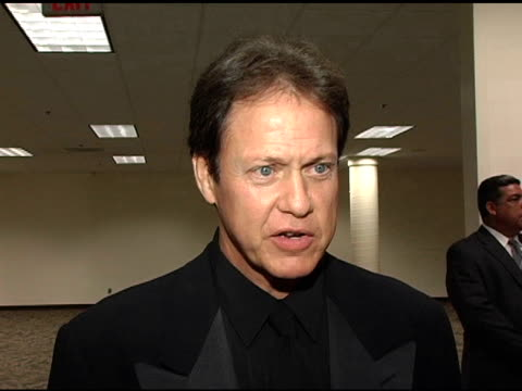 rick dees on his current projects at the 4th annual adopt-a-minefield gala - interviews at the century plaza hotel in century city, california on... - century plaza stock videos & royalty-free footage