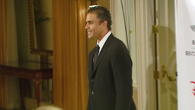 Rick Fox at the MakeAWish Foundation's Wish Night 2006 at the Beverly Hills Hotel in Beverly Hills California on November 17 2006