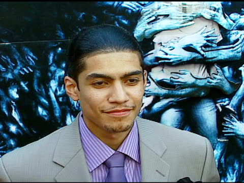 rick gonzalez at the 'pulse' los angeles premiere at arclight cinemas in hollywood, california on august 10, 2006. - arclight cinemas hollywood stock videos & royalty-free footage