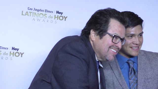 rick najera at the 2016 latinos de hoy awards at dolby theatre in hollywood on october 09, 2016 in hollywood, california. - the dolby theatre stock videos & royalty-free footage
