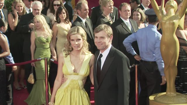 rick schroder at the 60th primetime emmy awards at los angeles ca. - リック シュローダー点の映像素材/bロール