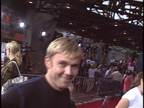 rick schroder at the the perfect man premiere at universal studios. - リック シュローダー点の映像素材/bロール
