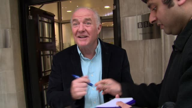 rick stein at celebrity video sightings on november 29, 2013 in london, england - rick stein stock videos & royalty-free footage