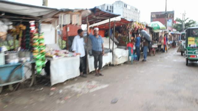 rickshaw in cox's bazar in bangladesh - city life stock videos & royalty-free footage
