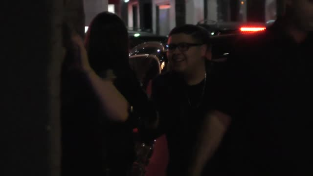 Rico Rodriguez at the Audi Emmy Party in Hollywood in Celebrity Sightings in Los Angeles