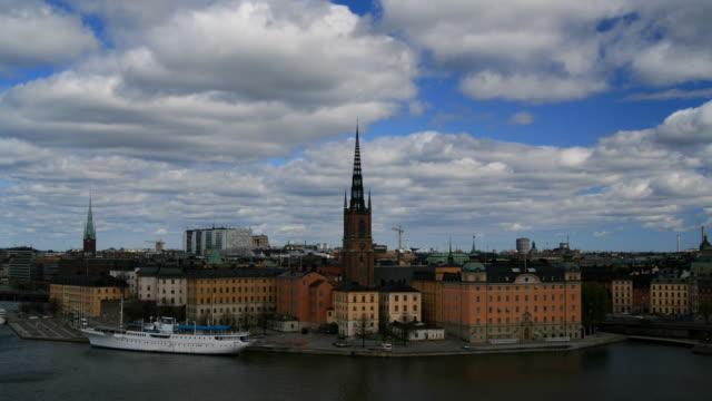 Riddarholmen (Stockholm)Time-Lapse