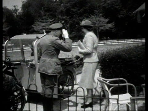 stockvideo's en b-roll-footage met ride through streets of amsterdam with ponytax half open carriage with driver for 4 people drawn by pony / amsterdam noordholland netherlands - noord holland