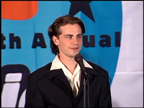 Rider Strong at the 1998 Nickelodeon Kids' Choice Awards at UCLA in Westwood California on April 4 1998