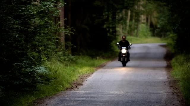 rider - beard stock videos and b-roll footage