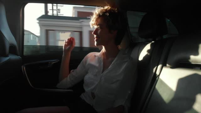 ridesharing - passenger seat stock videos & royalty-free footage