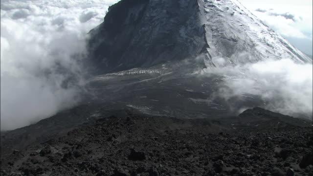ridges of lava - wilderness stock videos & royalty-free footage
