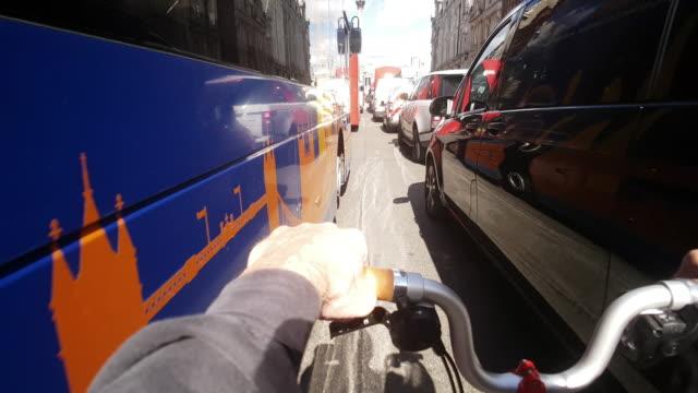 Radfahren In London Whitehall