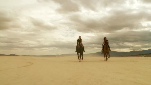 Reiten in der Wüste 02