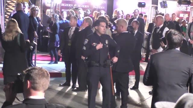 Ridley Scott outside the Palm Springs International Film Festival Film Festival Awards Gala in Palm Springs in Celebrity Sightings in Los Angeles