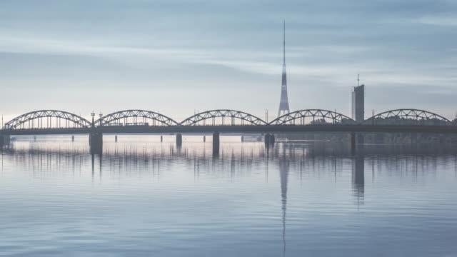 riga city - 不在点の映像素材/bロール