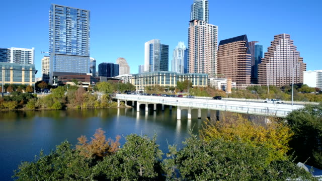 Right above Trees towards paradise in Austin , Texas sunny days in Fall Autumn Winter Collection