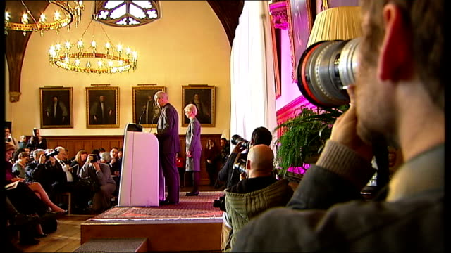 right reverend justin welby appointed as next archbishop of canterbury england london lambeth palace photography** the right reverend justin welby... - lambeth stock videos & royalty-free footage