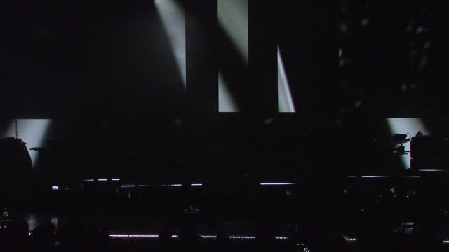 performance rihanna at directv super saturday night featuring rihanna on january 31 2015 in glendale arizona - performing arts event stock videos & royalty-free footage