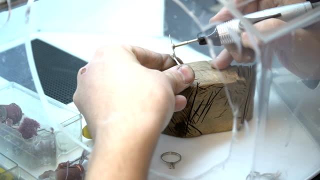 Ring Polishing