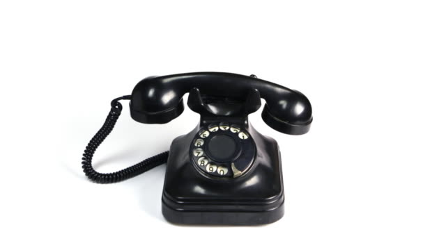 ringing telephone - landline phone stock videos and b-roll footage
