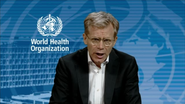 vidéos et rushes de who rejects call to move or postpone games because of zika virus switzerland geneva int dr bruce aylward sot this zika virus has already spread to 60... - processus biologique