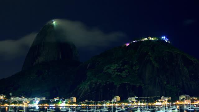 リオデジャネイロ(ブラジル):ボタフォゴ - レブロン点の映像素材/bロール