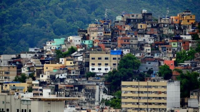 Rio De Janeiro, Brasilien: Favelas