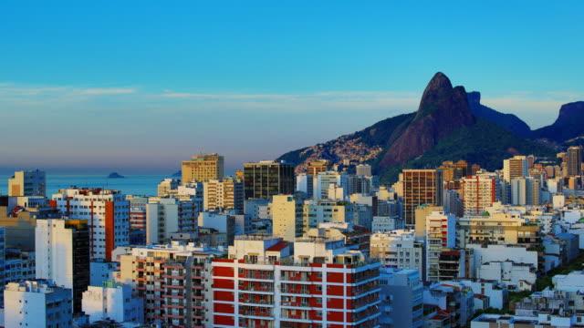 rio de janeiro, brazil sunrise - rio de janeiro stock videos & royalty-free footage