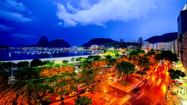 rio de janeiro, brazil - copacabana beach stock videos & royalty-free footage