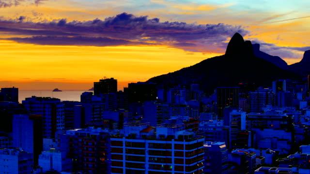 rio de janeiro, brazil - copacabana stock videos & royalty-free footage