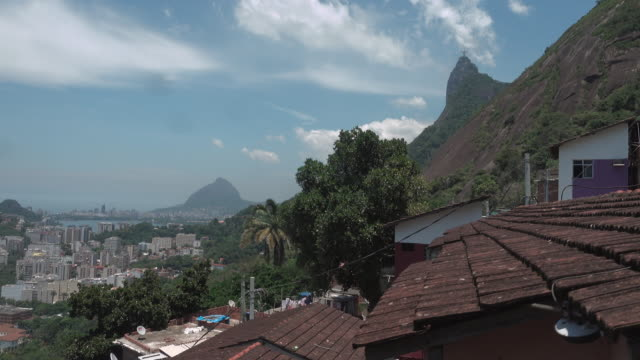 rio de janeiro landscape view - 南アメリカ点の映像素材/bロール