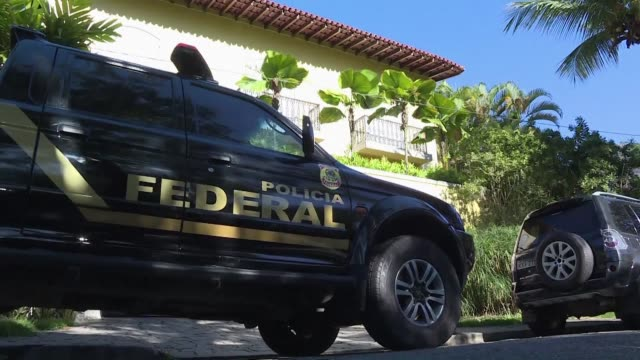 rio de janeiro police launched raids tuesday against an international corruption scheme accused of bribing the ioc to vote for the city's bid to host... - bribing stock videos & royalty-free footage