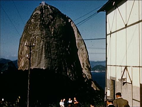 vidéos et rushes de 1955 rio de janiero - 1955
