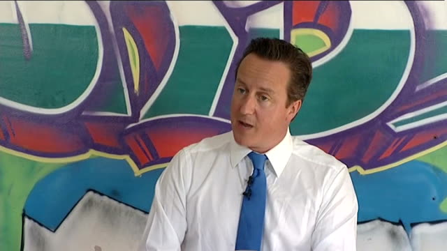 david cameron speech; david cameron speech continued sot - irresponsibility. selfishness. behaving as if your choices have no consequences. children... - politics and government点の映像素材/bロール